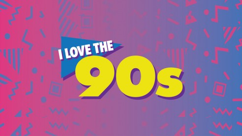 I Love The 90\'s